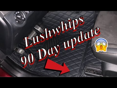 Lushwhips floor mats 90 day update