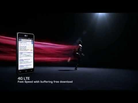 LG Optimus F5 Commercial