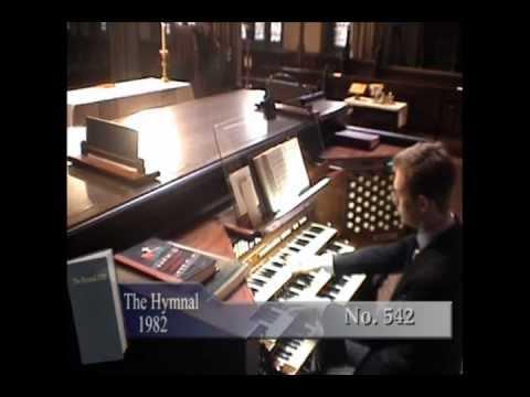 Wall Street Trinity Episcopal Church - Hymn 542