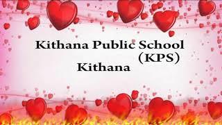 Republic day cultural activity Kithana Public School Kithana