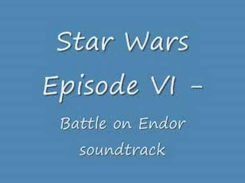 Star Wars VI - Battle on Endor