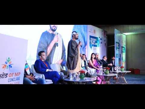 Artist Wajid Khan Lecture At Friends Of MP Conclave