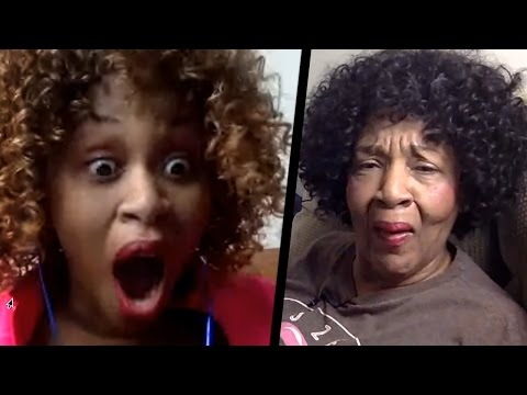 GloZell's Mom Wants Her on the Big Screen