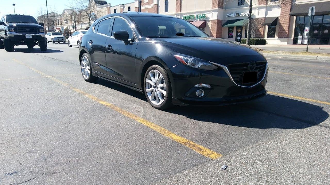 Mazda mazda 3 0-60 : 2016 Mazda 3 2.5GT 6MT 0-60 Time - Orange Virus Tuned - YouTube