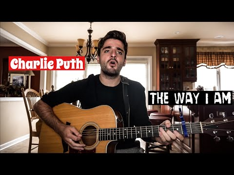 Charlie Puth - The Way I Am (COVER by Alec Chambers)