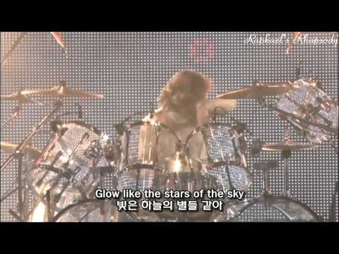 X JAPAN (X) - Jade LIVE 2010 (Korean, Japanese, English Sub)