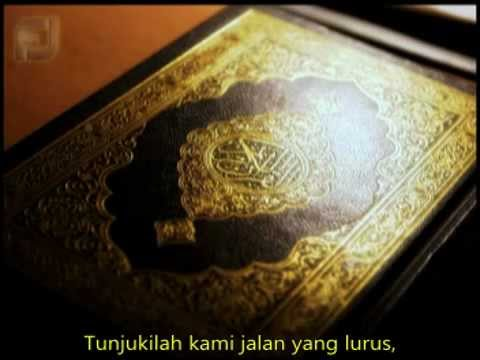 001. Surat: Al-Fatihah