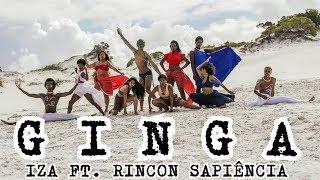 Ginga - Iza ft. Rincon Sapiência | Dance Of Black | Coreografia