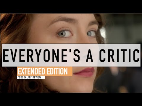 Everyone's A Critic Extended: Brooklyn