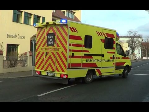 Dresden BF Baby Notarztwagen [1.2014]