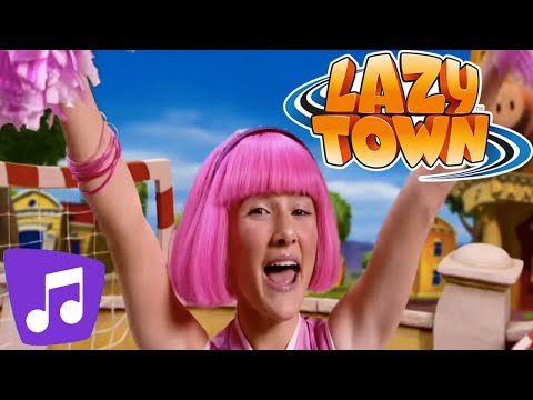 Lazy Town | Time To Play Music Video