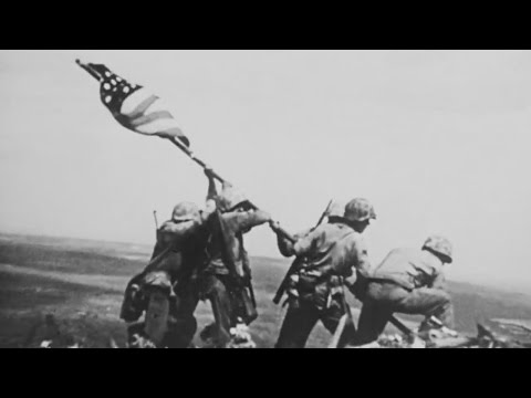 We Might Not Know Who Was In That Famous WWII Iwo Jima Photo