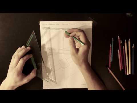 Darstellende Geometrie- Perspektive 3