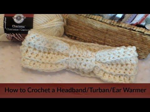 how to make a head turban