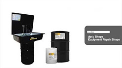 Zep Parts Washer Model 5100 – Part Washer Supplies