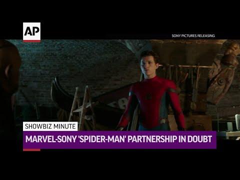 ShowBiz Minute: 'Spider-Man,' Domingo, 'Matrix'