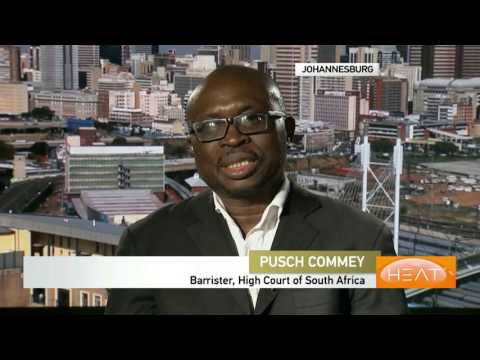 The Heat: South Africa and the ANC's future PT1
