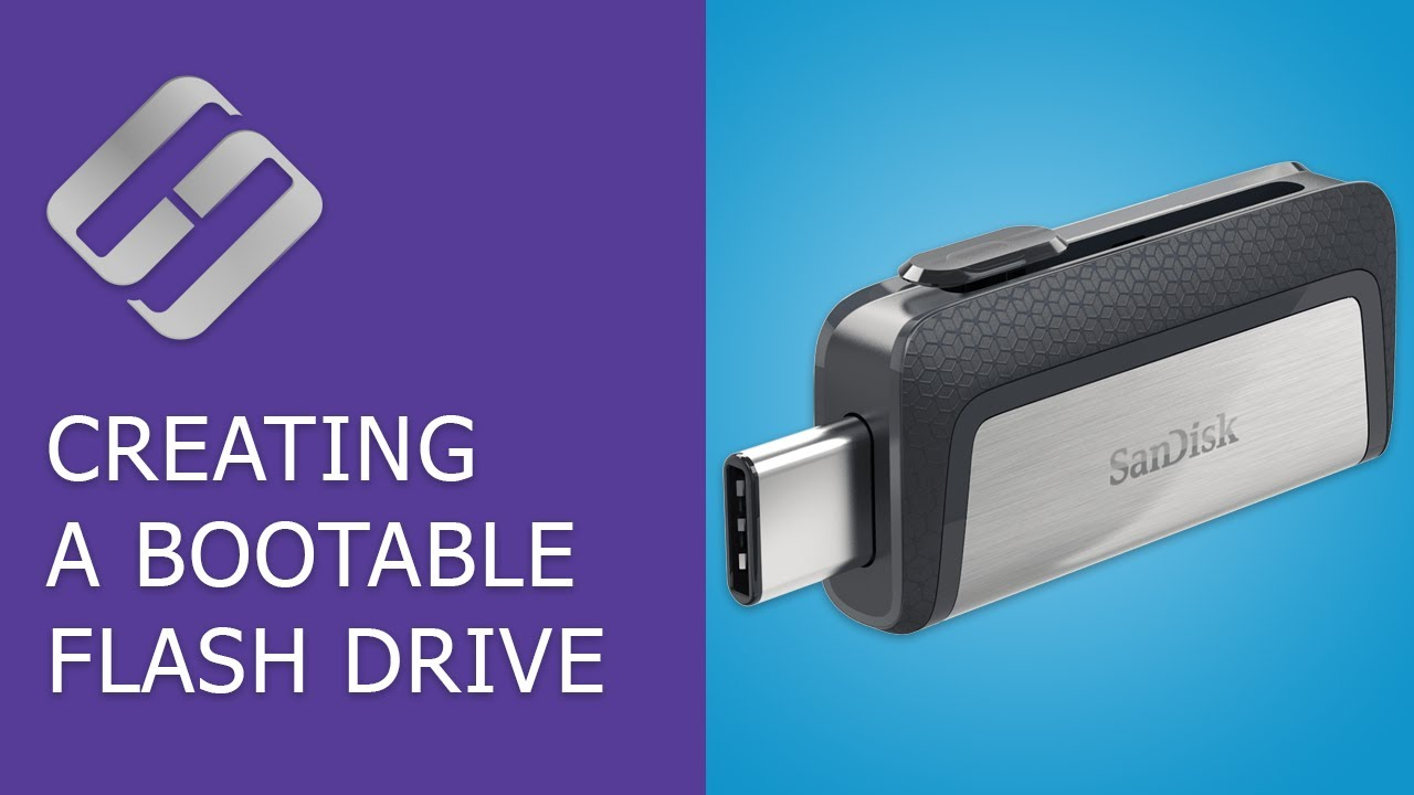 How to make an installation flash drive with Windows and not only