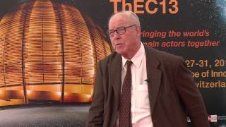 Hans Blix talks thorium energy and nuclear non-proliferation at CERN
