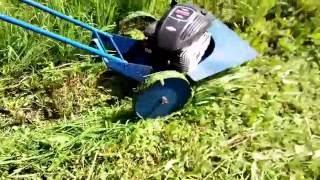 Косилка ЛопЛош для высокой травы 06.06.16