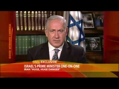 Israel's PM on Iran's Nuclear Program