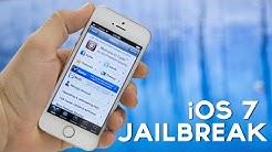 How To Jailbreak iOS 7 Untethered With Evasi0n 7