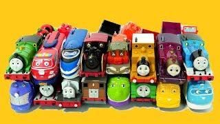 Thomas & Friends × Chuggington Plarail!The world's strongest Train 2019!Video for kids.