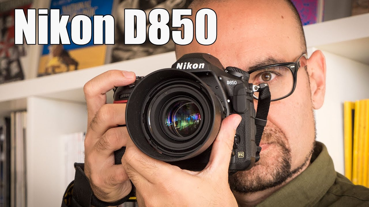 nikon d850 how to know max fps