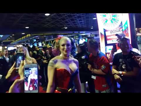 AVN Awards 2018 Red Carpet Feat. Leya Falcon Cherie DeVille And Elsa Jean
