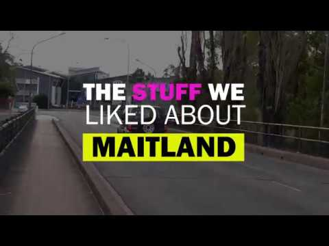 The stuff we liked about Maitland