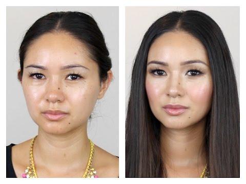 Wedding Makeup Tutorial! All-Natural/Cruelty-Free | Teri Miyahira