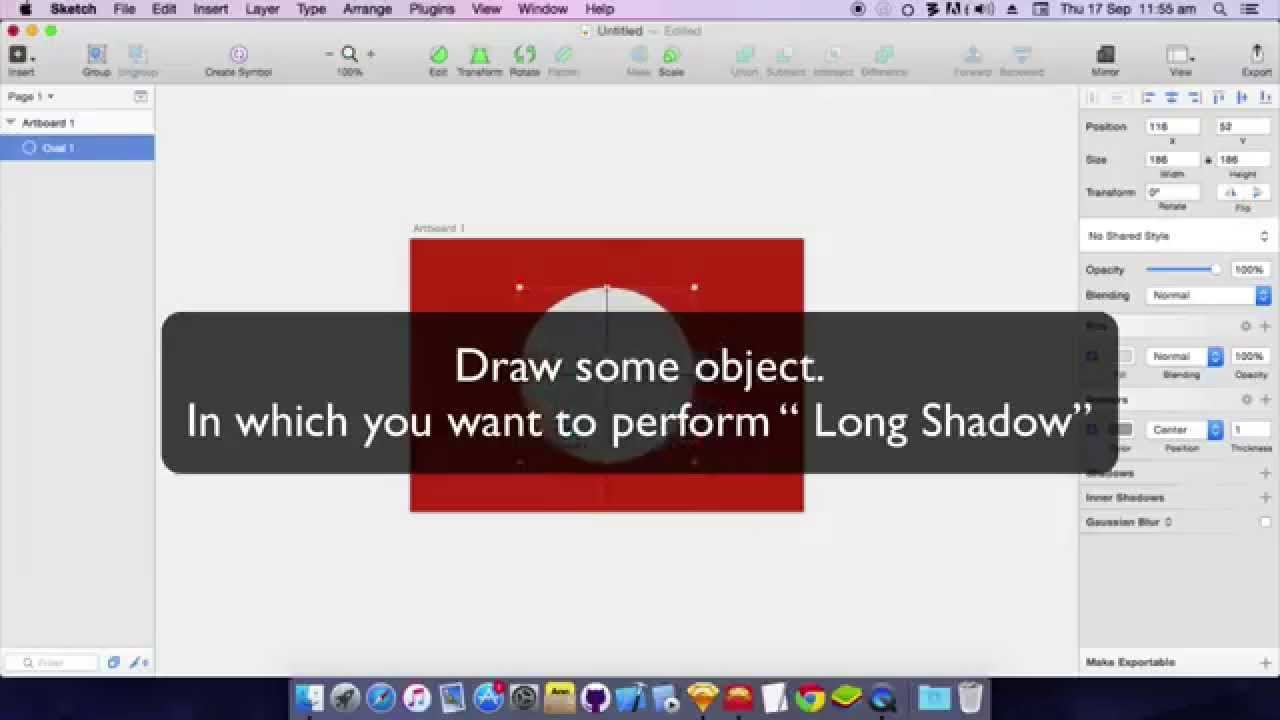 how to create a shadow skit