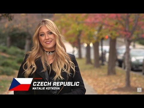 CZECH REPUBLIC, Natalie Kotkova - Contestant Profile: Miss World 2016