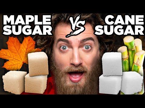 Blind Sugar Taste Test