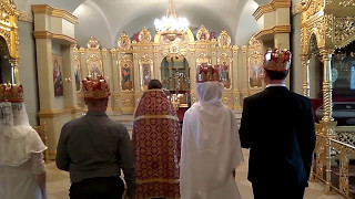 Венчание Тамбов