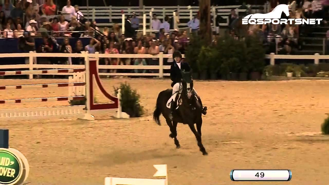 Kelli Cruciotti​ and Chamonix H win the Sapphire Grand Prix of Devon