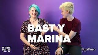 Bast y Marina - It Gets Better España   Buzzfeed España
