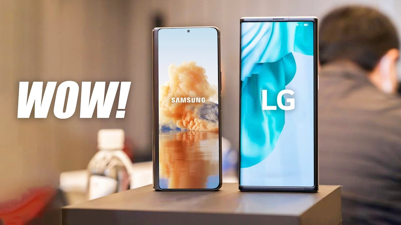 LG Rollable - FIRST LOOK