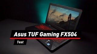 Zocken zum kleinen Preis: Das Asus TUF Gaming FX504