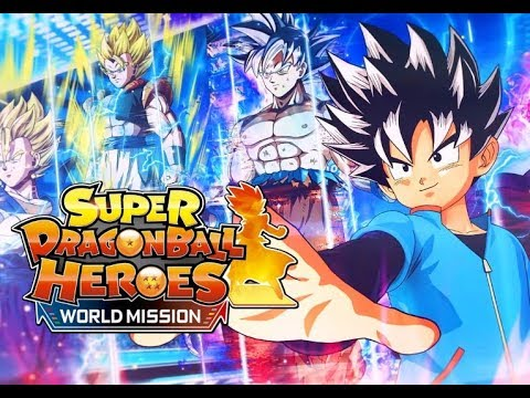 Super Dragon Ball Heroes: World Mission - Most ADDICTIVE Game Of 2019