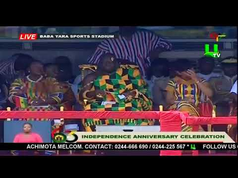Ghana's 63rd Independence Anniversary Celebration