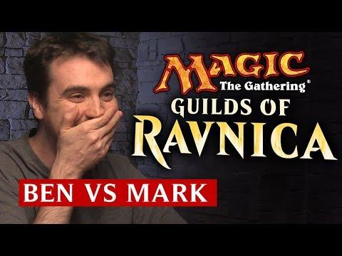 Magic The Gathering: Guilds of Ravnica Tournament | Ben Vs Hulmes