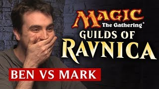 Magic The Gathering: Guilds of Ravnica Tournament | Ben Vs Hulmes