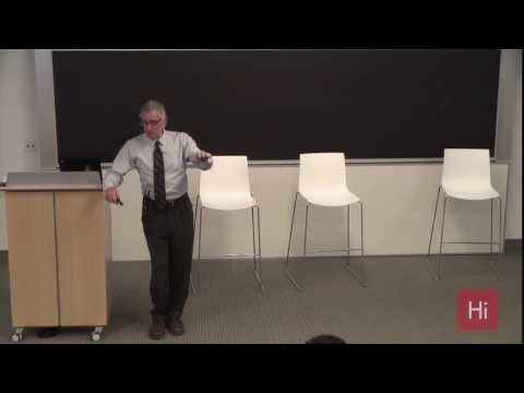 Harvard i-lab | Developing a Social Enterprise Business Plan with Allen Grossman