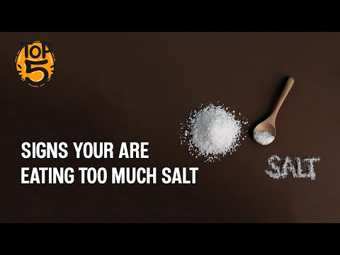 Overeating Salt May Cause More Damage Than You Believe