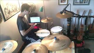 Brighter Days - Sigala - Drum Cover