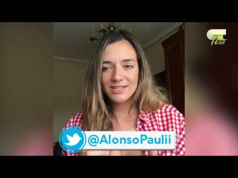 Paula Alonso 💥PRESELECCIONADA Para El #OTFest