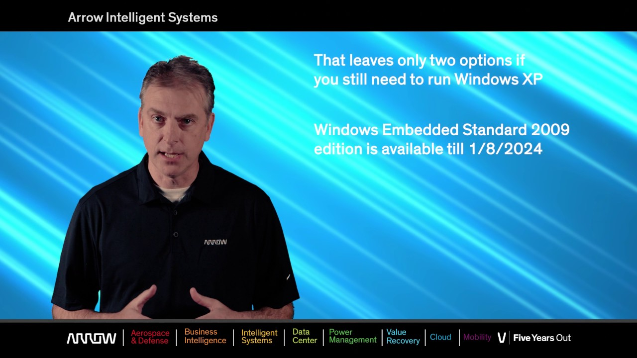 Windows 10 IoT Enterprise for Embedded Systems