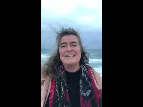Sabine Lichtenfels spricht über den Klangmeister im Ring der Kraft, 19. November 2018