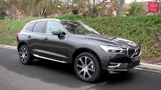 2018 Volvo XC60 | Daily News Autos Review